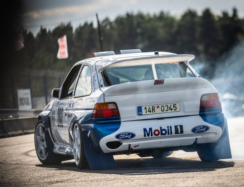 "KIT Racing na Bohemce s poháry i ""bramborou"""